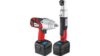 Professional Cordless Tools line with Electronic Torque Control (ETC)