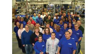 Bergstrom celebrates production of 30,000 NITE no-idle system