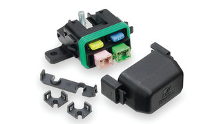 2+2 Fuse Holder for MINI and JCASE fuses