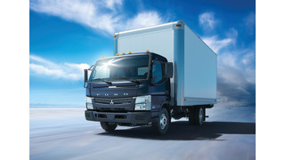 Mitsubishi Fuso introduces 2013 model-year FUSO Canters