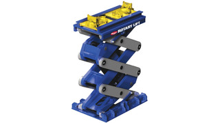 EFX60 In-ground Scissor Lift