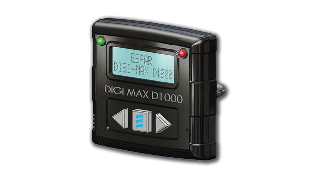 Digi-Max D1000 heater controller