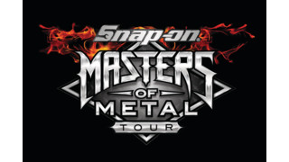 Snap-on announces Masters of Metal tour dates