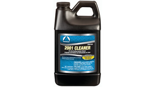 2001 On-Line Cooling System Cleaner