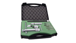 Schroder 11-pc Extractor and Tap Wrench Set
