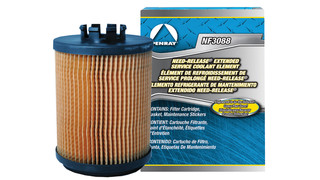 Need-Release extended service coolant element No. NF3088