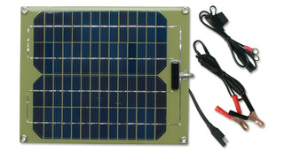 PulseTech Products introduces 24V solar charger