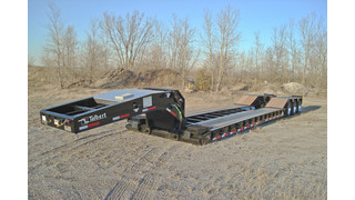 Talbert Manufacturing introduces new 50CC/RP hybrid trailer for contractor fleet use