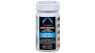 Universal 3-Way Test Strips No. TS200