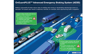 Wabco to supply OnGuardPLUS technology to major commercial vehicle manufacturer in Europe