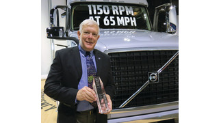 Volvo Trucks' XE13 named top industry innovation in 2011
