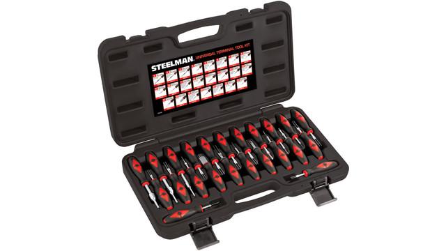 23-pc Universal European Terminal Tool Kit No. 95839