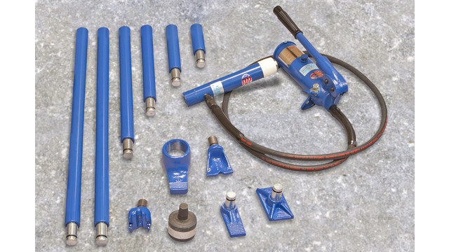 Tool Review: Porter-Ferguson Speed Midget 4-Ton Tool Set