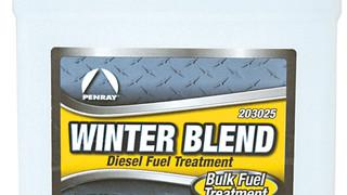 Winter Blend Bulk Fuel Treatment