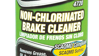 4720 Non-Chlorinated Brake Cleaner Ultra Low VOC