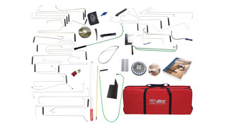 55-piece Super Pro Complete Car Opening Tool Set