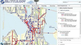 Zonar and Esri Integration provides real-time GIS mapping of fleet data