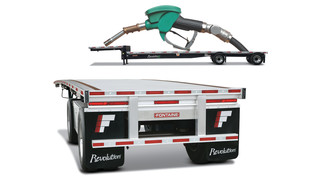 Fontaine Revolution Trailers Deliver Up to Three Percent Fuel Savings