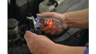 76600 Hi-VIS VoltPRO voltage tester
