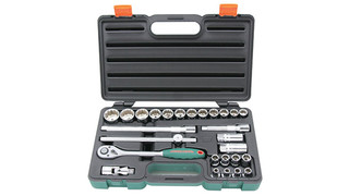 SuperTech 27-pc 1/2 Drive Socket Set