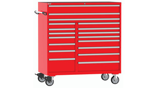 Lista Announces Technician Series Toolboxes, Carts and Cart Garages