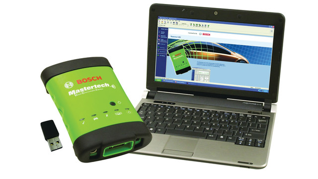 Mastertech VCI Scan Tool with Advanced 2.0 Software