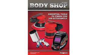 Snap-on Body Shop Catalog