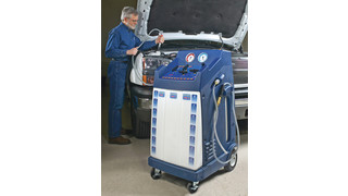 YELLOW JACKET Coolant Exchange/Flush System 37505