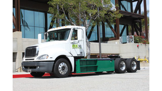 Balqon Corporation Introduces Zero-Emissions MX30 Class 8 Electric Tractor