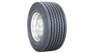 Bridgestone Introduces Ecopia Wide Base Tires