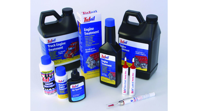 Tufoil Engine Oil Treatment