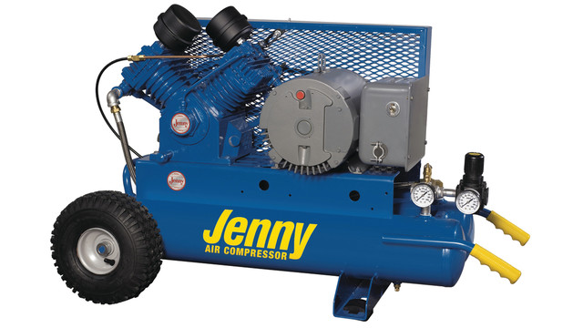 High-Pressure GT-Series Air Compressors