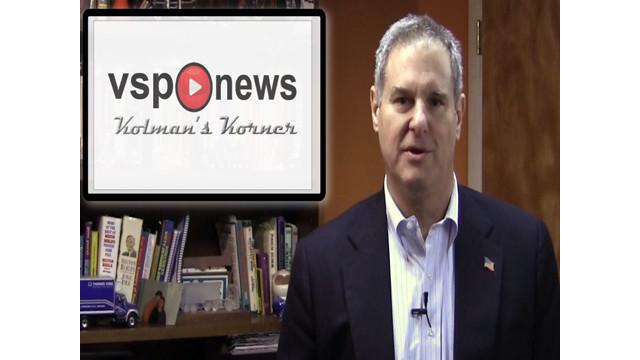 VSP News: Kolmans Korner, Episode 3