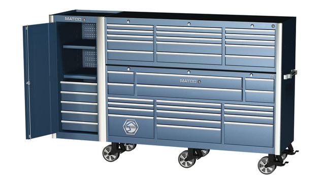 matco triple bay tool box  3