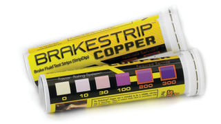 BrakeStrip Brake Fluid Test