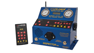 INSPECTOR 920 Automated Trailer Tester