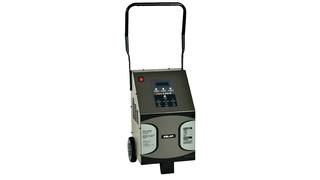 SOLAR Pro-Logix 6V/12V Wheeled Battery Charger No. PL3730