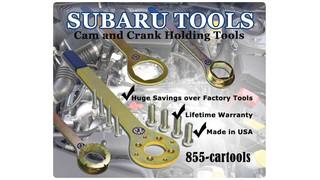 Suburu Special Service Tools