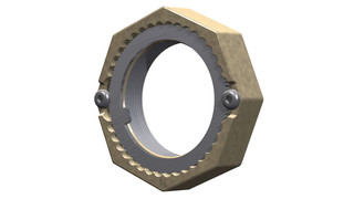 Precision240 Nut Available Option on Hendrickson Wheel-End Packages