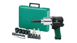 17pc 1/2 Super Duty Impact Wrench Kit