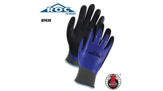 ROC Nitrile-Coated Gloves No. GP630