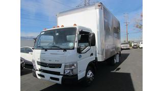 ATDS testing shows Canter FE160 fuel economy eight percent better than Isuzu NPR-HD
