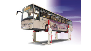 Stertil-Koni Introduces Low Maintenance Hydraulic Mobile Lifts