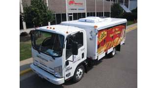 E.A. Sween Co. adopts new truck design with help from Thermo King