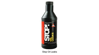 Stop Oil Leaks Additive and Sealant