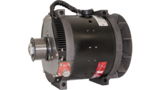 14V 360 Amp Pad Mount Brushless Alternator No. C527