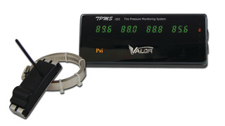 Commercial Truck TPMS System