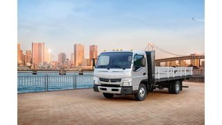 Mitsubishi Fuso continues industry-leading five-year warranty on 2013 Canter Models