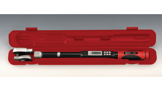 3-pc 3/8 and 1/2 Drive Interchangeable Torque Wrench No. 1434N20