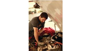 Practicing proper engine maintenance